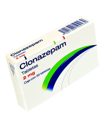 clonazepam pills