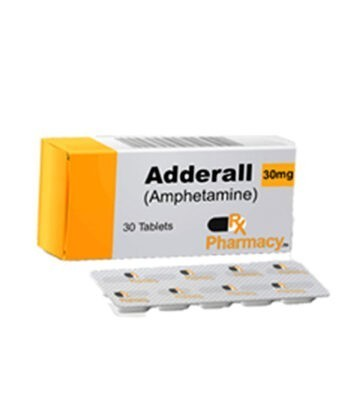 Adderall tablets
