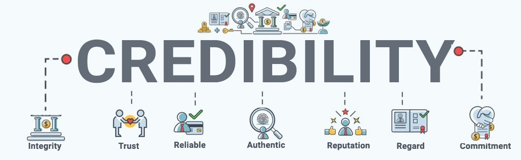 credibility of delivery